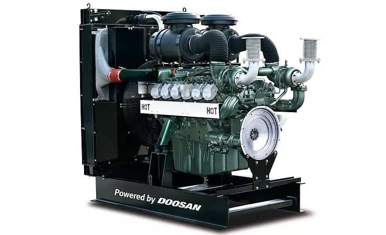 Diesel Groups Generators