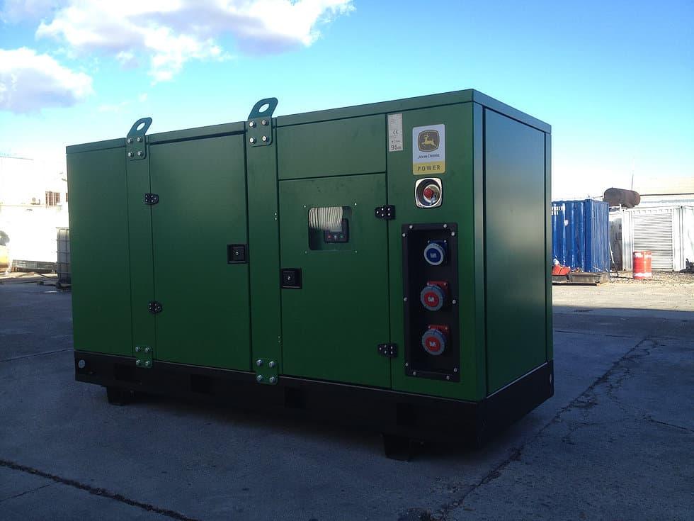 Grupos Diesel Gama Industrial
