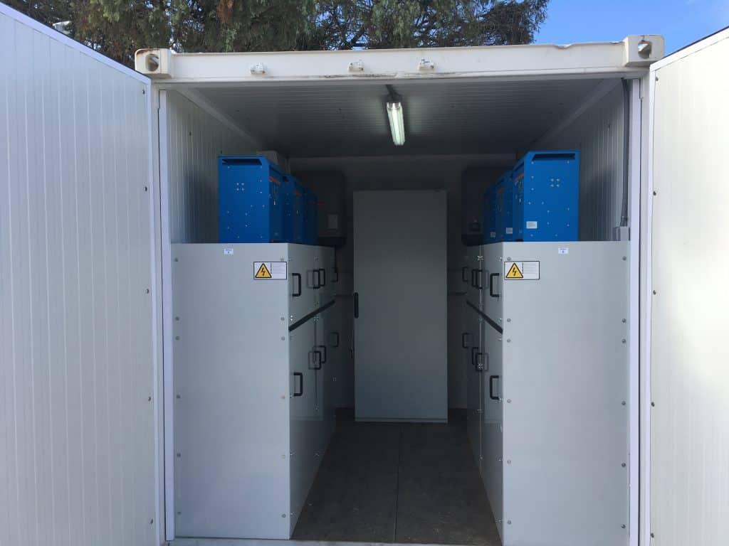 equipo fotovoltaico